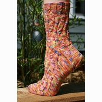 Wavering Cable Socks PDF