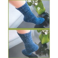 Rimbalzi Sock Pattern