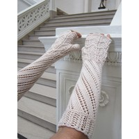 Terzetto Lace Mitts PDF