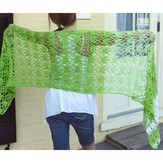 Hooked for Life Fleuron Shawl PDF