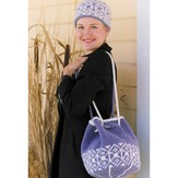 Imperial Yarn Felted Winter Duo Bag/Hat PDF