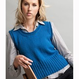 Jo Sharp Scoop Neck Vest PDF