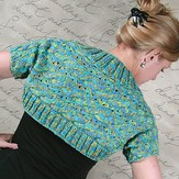 Knit One Crochet Too 1990 Skylar Shrug