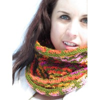 2146 Reversible Colors Cowl