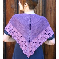 523 Cedar Lake Shawl PDF