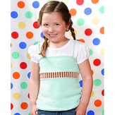 Blue Sky Fibers Girl's Skinny Tank Kit (Free Pattern)