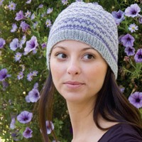 DK182 Simple Fair Isle Hat Kit (Free Pattern)