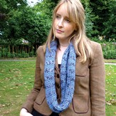 Rowan Goodwood Scarf (Free Pattern)