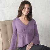 Stitch Diva Simple Knitted Bodice
