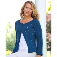 281 Point and Line Cardigan