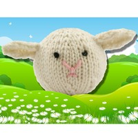373 Knit Lamb (Free Pattern)