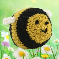 376 Knit Bumblebee Kit (Free Pattern)