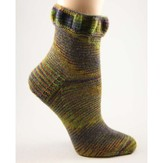 Valley Yarns 408 Ruffled Socks Kit
