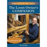 The Loom Owner's Companion DVD