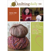 Knitting Daily TV DVD Series 400