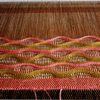 Weaving a Lacy Shawl on the Rigid Heddle Loom