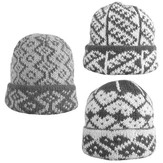Nancy Lindberg Double Knit Hats