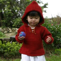 075 Kid's Hooded Sweatshirt PDF