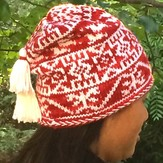 Lisa McFetridge Red Square Hat PDF