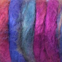 Mulberry Silk Roving