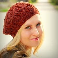 Autumn Vines Beret PDF