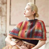 Noro Steeked Capelet PDF