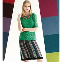 Striped Skirt PDF