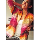 Noro Ladies Jacket (Silk Garden Lite) PDF