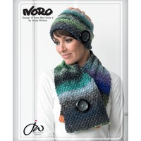 17 Hat And Neck Scarf PDF - Designer Mini Knits 4
