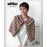 Noro 21 Cape PDF - Designer Mini Knits 4