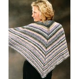 Plymouth Yarn 1777 Shawl