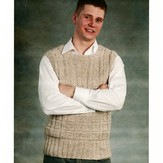 Plymouth Yarn 1914 Man's Vest