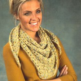 Plymouth Yarn 2364 Shawlette