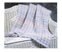 P279 Baby Afghan in 3 Sizes