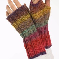 F190 Boku Fingerless Gloves (Free)