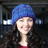Plymouth Yarn F731 Hat (Free)