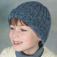 SFA-01 Encore Worsted Ribbed Hat (Free)