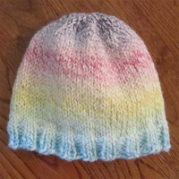 SFA-04 Encore Worsted Toddler Hat (Free)