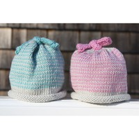 Soft Preemie Hats