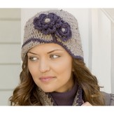Premier Yarns Crochet Cloche (Free)