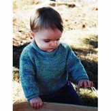 Knitting Pure & Simple 214 Baby Pullover