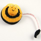 Lantern Moon Queen Bee Tape Measure