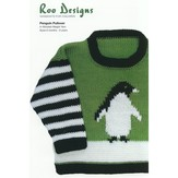 Roo Designs Penguin Pullover