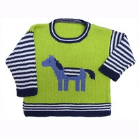 Pony Pullover