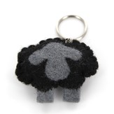 Frabjous Fibers Sheepish Keychain