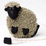 Lantern Moon Sheep Tape Measure Beige