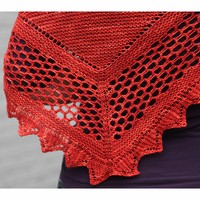 Aestlight Shawl PDF