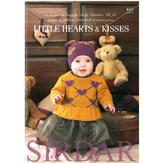Sirdar 443 Little Hearts & Kisses