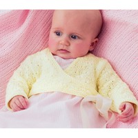446 The Baby Cotton DK Hand Knit Book