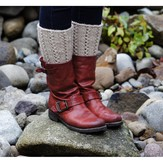 Skacel Lacy Boot Cuffs (Free)